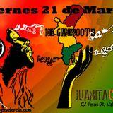 Di GaRoots @ Juanita Club Valencia 21-03-2014