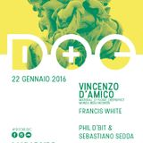 Phil d'bit & Sebastiano Sedda @ DOC music night