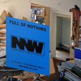 Full of Nothing - 16th November 2017
