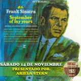 Vintage - Frank Sinatra - September of my Years