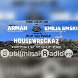 """""""I'LL HOUSE YOU!"""" ;Summer mix, 9th of June 2017, exclusively 4 SubliminalRadio.Net, LOS ANGELES, CA;"""