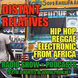 Distant Relatives - Podcast 02-10-2016