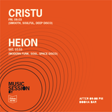 CRISTU @ Booha Music Session 09.03.2018