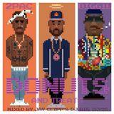 2Pac/Biggie Donuts & Treats MIXED BY JAY CLIPP & DJ BiG TEXAS (R.I.P. J-DiLLA)
