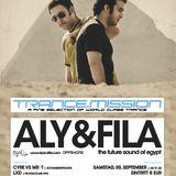 Cyre vs. Mr. T live @ Trance.Mission ... the future sound of egypt 05.09.2009
