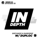 Indepth Radio - Series 02 - Episode 10 with Duploc