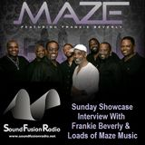 Frankie Beverly Sunday Showcase - Interview with Frankie Beverly & Music from Maze