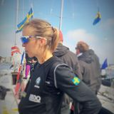 Adventures of a Sailor Girl - Anna Ostling after day one at Stena Match Cup Sweden