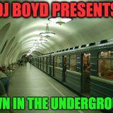 DJ BOYD PRESENTS UNDERGROUND AND TECH HOUSE 2HR MIX