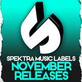 Spektra Music - November 2015 Releases