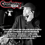 Soul Fever w Victor Anderson on Crackers Radio Sun 1pm-4pm (16-Oct-2016)
