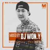 MadMix v5 _ DJ Wony - Spring Tropical