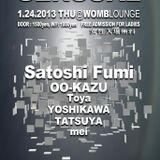 Satoshi Fumi Mixtape-22.Jan.2013