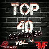 TOP 40 REMIXED VOL. 4