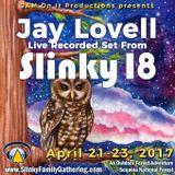 Jay Lovell - Slinky 18 Live - April 2017