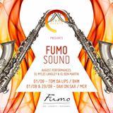 Six15 and San Carlo Fumo present FumoSound// August Mix Featuring DJ Myles Langley & DaxOnSax
