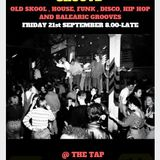 LIVE AT THE TAP 21.09.18