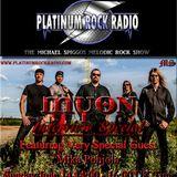 The Michael Spiggos Melodic Rock Show 14.06.2015 featuring Mika Pohjola (Myon)