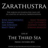 Zarathustra live at The Third Sea