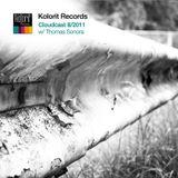 Kolorit Records Cloudcast 8/2011 w/ Thomas Sonora