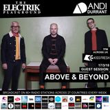 Electrik Playground 17/3/18 inc. Above & Beyond Guest Session