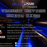 Dj Bluespark - Trance Action #254