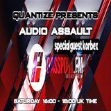 #94 BassPort FM - Feb 20th 2016 (Special Guest Korbex)