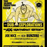 BunZer0 - Dub Explorations ADE 2013 - True Soldiers Productions promo mix