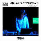 Music Herstory #4 - w/ Meryll Ampe