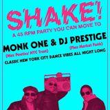 Shake! live mix Jan 21, 2017