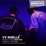 YV Shells with Keep Hush | 20th June 2017
