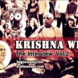 Krishna West - An Interview with H.D. Goswami - Part II