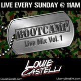 Bootcamp Mix Vol. 1 (4/12) - Louie Castelli