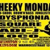 DISPHONIA (MINDTECH / M-ATOME / IM:LTD, GR) 18 - 02 - 2013 CHEEKY MONDAY