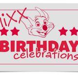 Birthday Month Mixx 2018