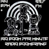 Full on Psytrance set @radio boomerang 23-10-2k15