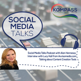 Episode #14: Interview with Lucy Hall. Content Creation Tools