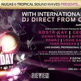 Skuba Steve NUGAS 2014 Easter Sunday Promo Mix