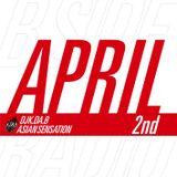 #BsideRadio Apr 2nd Half Mixed By @DJKDAB