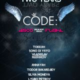 Sono Di Vayo @ Code: 2 YEARS DISCO FLIGHT / Sofia Live Club / BULGARIA