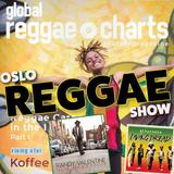 Oslo Reggae Show 27th Feb 2018 - Global Reggae Charts Feb 2018!
