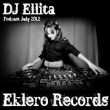 Ellita Podcast July 2012 [Eklero Records003]