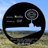Mentha + Leap Guestmix - Subaltern Radio 09/05/2019 on SUB.FM