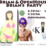 Brian & Brian's Open House Party  (Anthony Naples + Will DiMaggio + J. Albert + POI + DJ Forest)