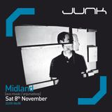 JUNK Mix # 2 - Midland [Live from All night @ Dance Tunnel - Sept 2014]