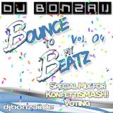 DJ Bonzaii - Bounce to my Beatz Vol. 04