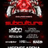 Sneijder - Live @ Subculture (Hisense Arena Melbourne, Australia) - 03.10.2015