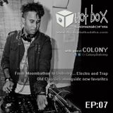 Hot Box Sessions EP7 - Colony (TT)