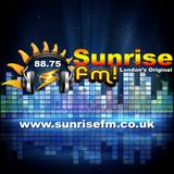 Tech House show Summer 2018 on http://www.sunrisefm.co.uk/