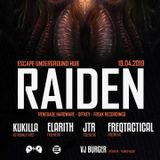 Freenetik Kru Neurofunk Edition with Raiden - Promo mix 2019